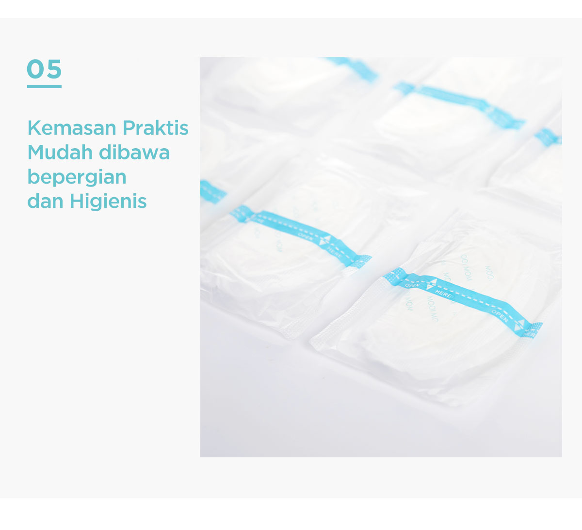 Nursing pad online MOOIMOM