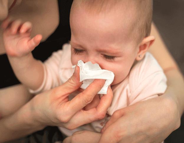 Rentan infeksi- waspadai 8 penyakit umum bayi di usia 1 tahun