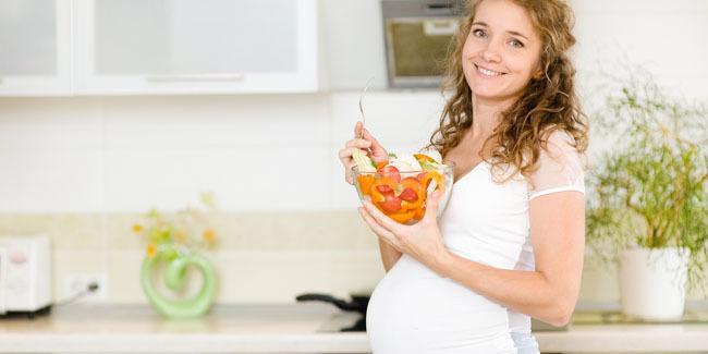 Ingin Si Kecil Cerdas Sejak Di Kandungan, Jangan Lupa Makan Ini Ya !