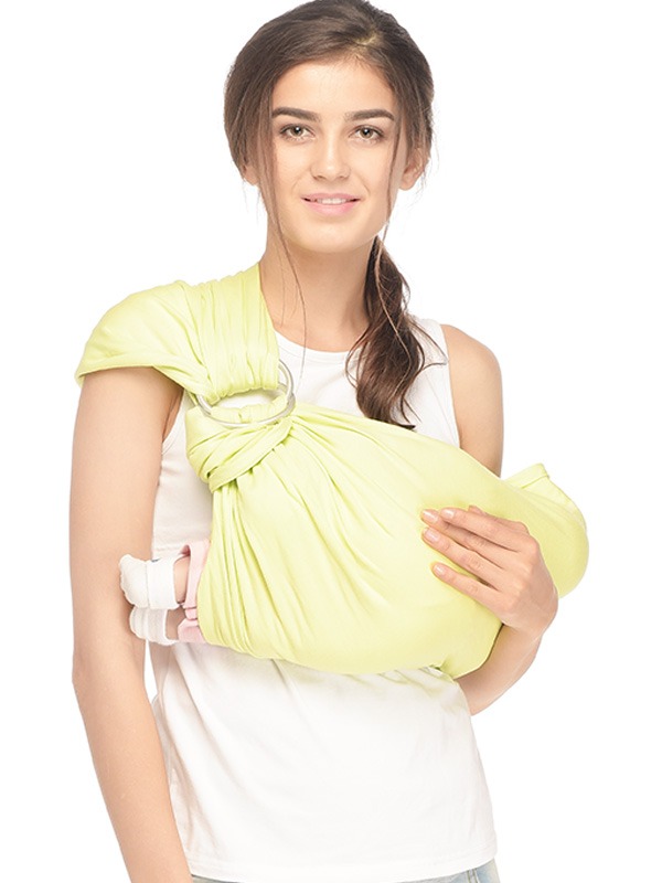 main mobile picture for Green Fairy Baby Sling Gendongan Bayi