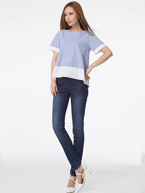 gallery picture of Super Soft Skinny Maternity Jeans Celana Jeans Hamil