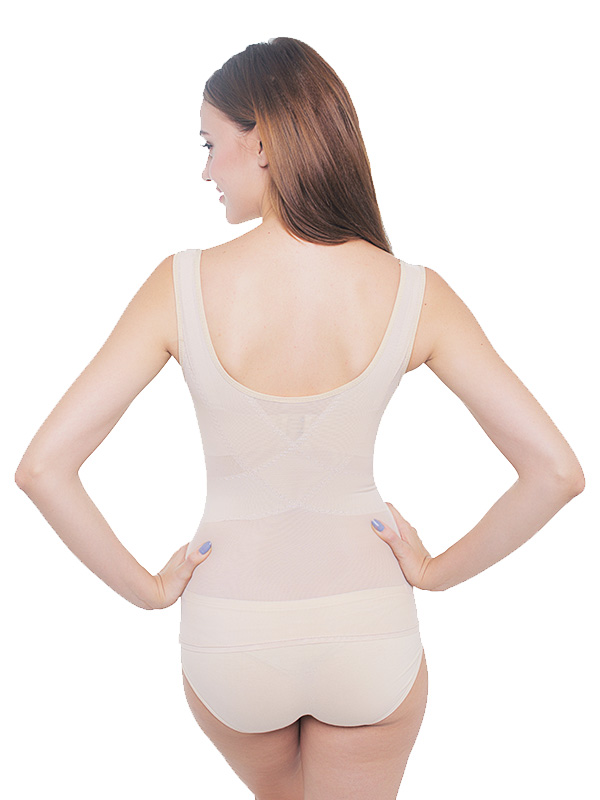 one gallery picture for Breathable Lace Slimming Suit Baju Pelangsing