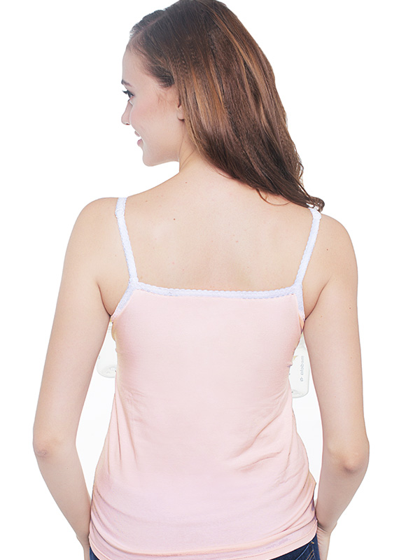 one gallery picture for Hands free Pumping Tank / Tank Top Bra Menyusui