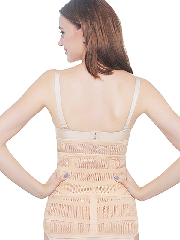 gallery picture of 3 in 1 Postnatal Recovery Breathable Corset / Korset Pelangsing