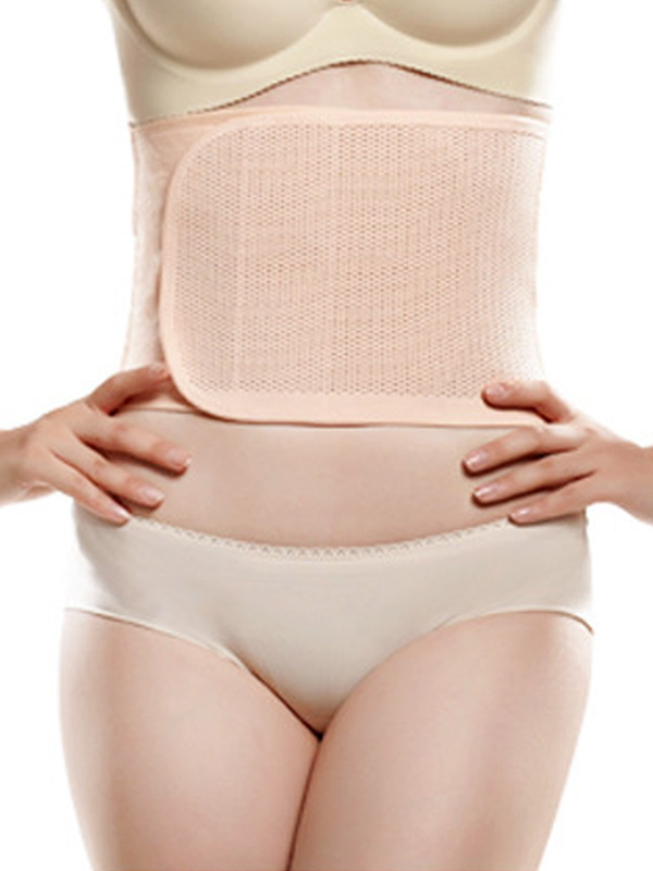 one gallery picture for 3 in 1 Postnatal Recovery Breathable Corset / Korset Pelangsing