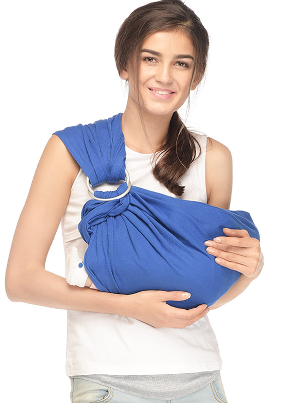one gallery picture for Blue Ocean Baby Sling Gendongan Bayi
