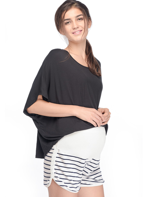 gallery picture of Casual Maternity Shorts Celana Pendek Ibu Hamil
