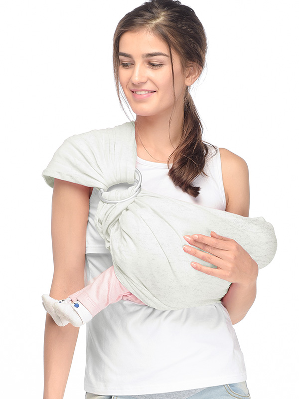 one gallery picture for Marble Gray Baby Sling Gendongan Bayi