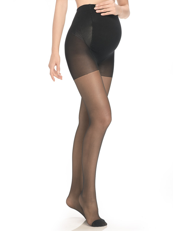 one gallery picture for Maternity Stockings/Tights 8 Denier Stocking Ibu Hamil