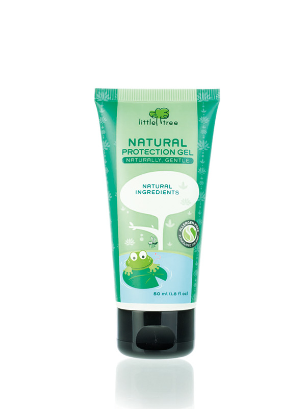 one gallery picture for Little Tree Natural Protection Gel Anti Nyamuk Alami Anak Bayi