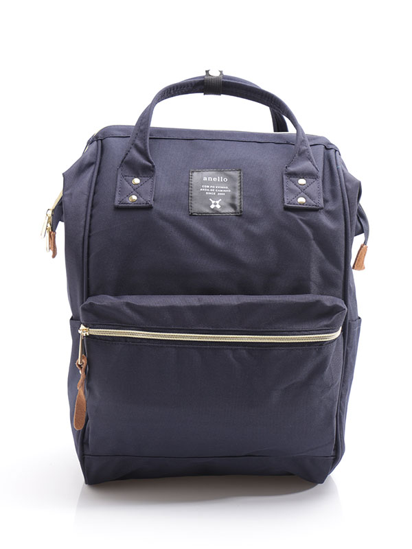 one gallery picture for anello® Rucks Mini Tas Ransel - Navy