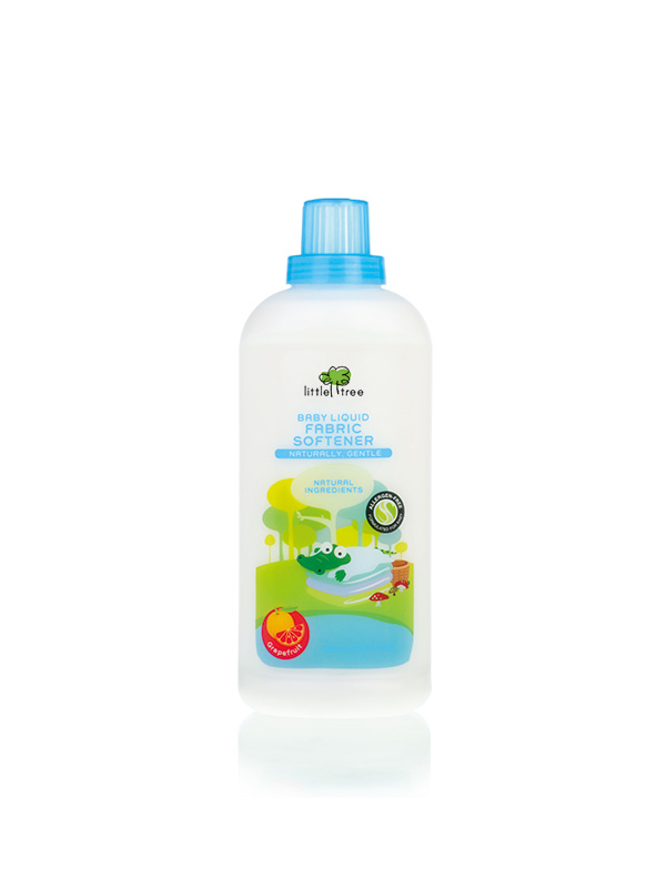 one gallery picture for Little Tree Baby Liquid Fabric Softener Pelembut & Pengharum Baju Bayi (Grape Fruit)
