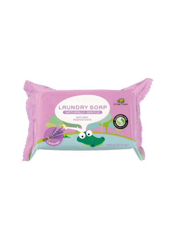 Little Tree Baby Laundry Soap Sabun Cuci Batang Baju Bayi (Lavender)