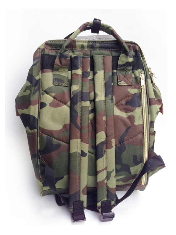 one gallery picture for anello® Rucks Mini Tas Ransel - Camo