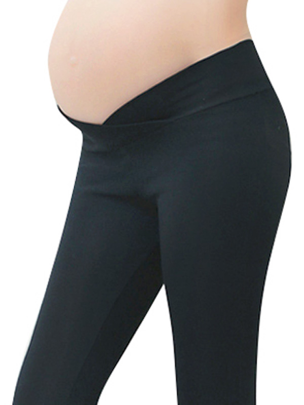 main mobile picture for Maternity Low Waist Leggings Celana Leggings Hamil