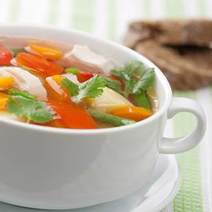 Resep Sup Ayam Kampung Segar untuk Ibu Hamil