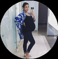 MOOIMOM Maternity Jeans Is My Best Friend