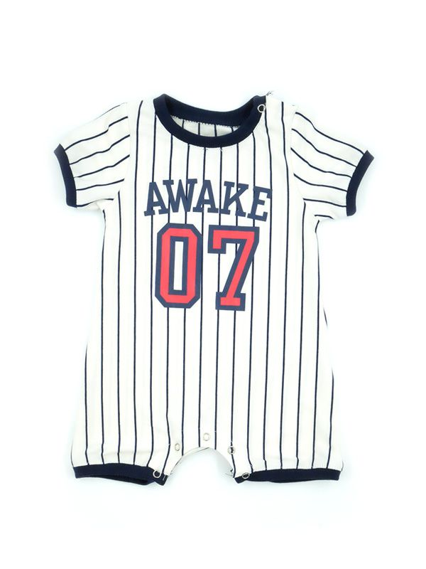 one gallery picture for Baseball Long Sleeves Nursing Dress + Baby Clothes Short Pants