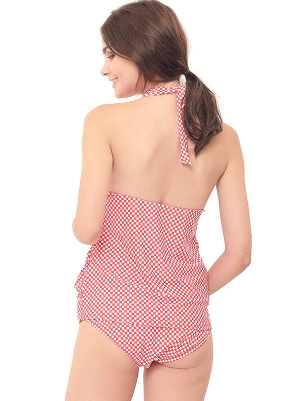one gallery picture for Maternity Tankini & Bottom Swimsuit Baju Renang Ibu Hamil