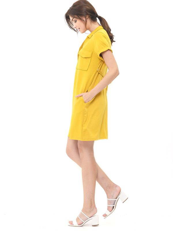 one gallery picture for Yellow Nursing Dress Baju Hamil Menyusui
