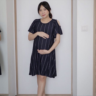 Dress Hamil & Menyusui Yang Nyaman Banget Dipake
