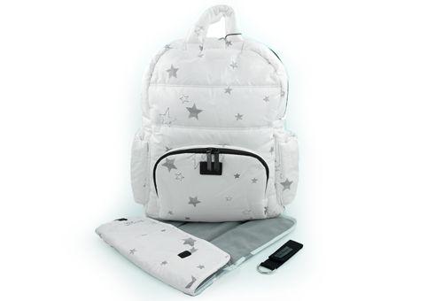 The Lightest Diaper Backpack