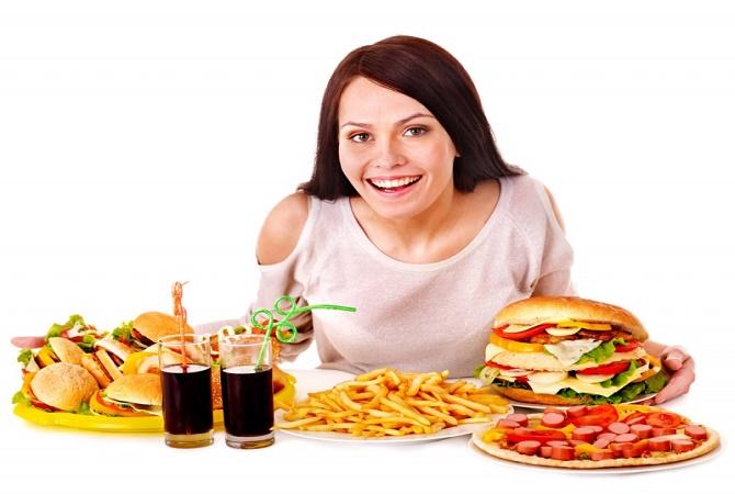 Ini Risiko Konsumsi Junk Food Saat Hamil