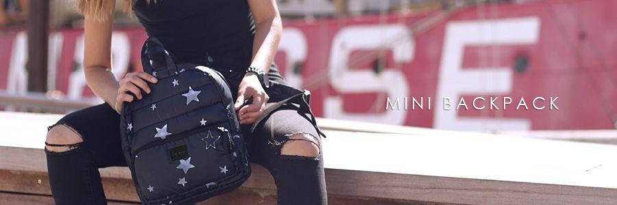 Mini Backpack - 7 AM