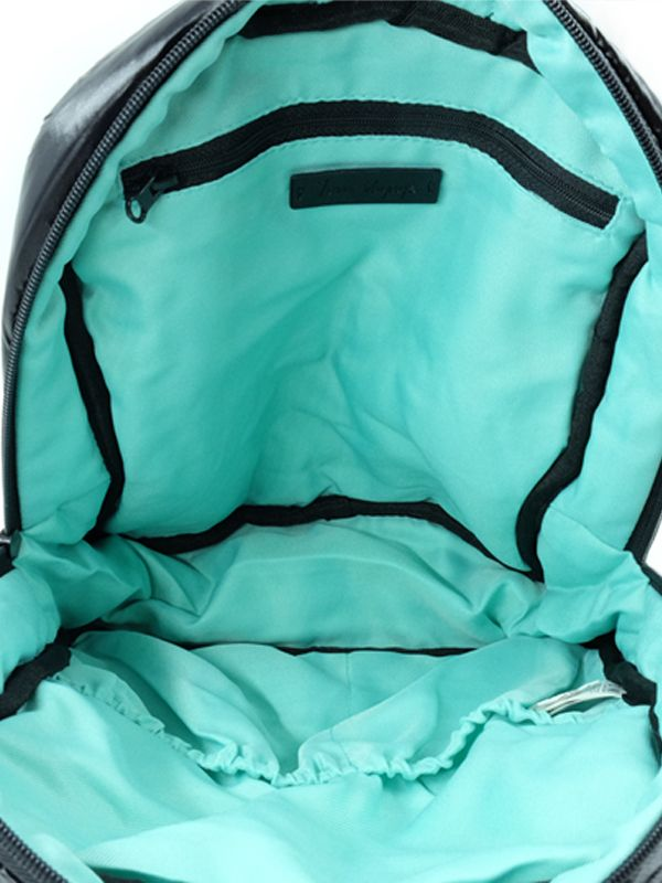 one gallery picture for 7 A.M. Mini Backpack Tas Ransel Anak - Black