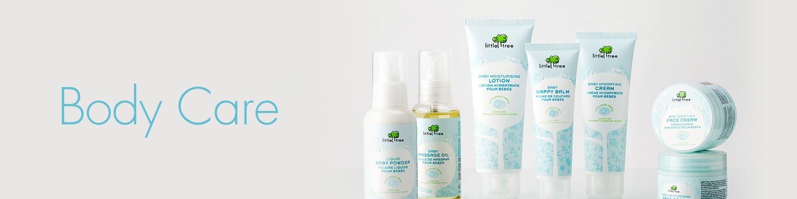 Desktop Banner for Jual Produk Perawatan Tubuh & Kulit Bayi Little Tree Online