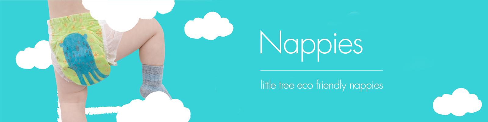 Desktop Banner for Jual Popok Bayi Little Tree Harga Murah
