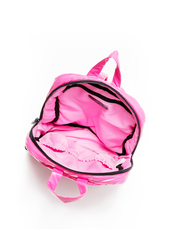 one gallery picture for 7 A.M. Mini Backpack Tas Ransel Anak - Neon Pink