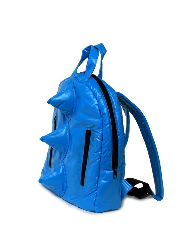 one gallery picture for 7 A.M. Mini Dino Backpack Tas Ransel Anak - Electric Blue