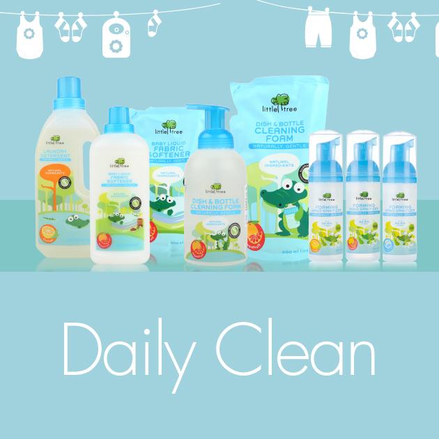 Mobile Banner for 居家清潔系列-英國小樹苗Little Tree | 沐伊孕哺MOOIMOM 全球孕婦用品領導品牌推薦