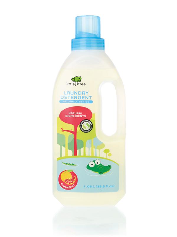 Temukan deterjen khusus pencuci baju bayi dari Little Tree yang terbuat dari bahan organik dan bebas SLS dengan harga termurah hanya di MOOIMOM.