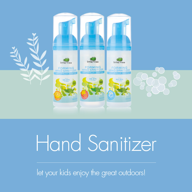 Mobile Banner for Beli Lotion Cuci Tangan Bayi / Hand Sanitizer Little Tree Termurah