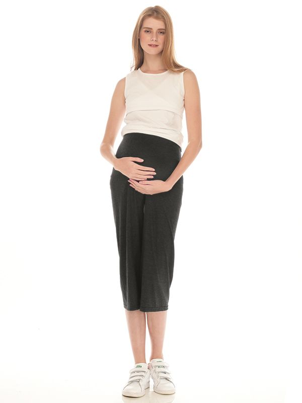 one gallery picture for Super Soft Cotton Maternity Trouser Celana Panjang Ibu Hamil