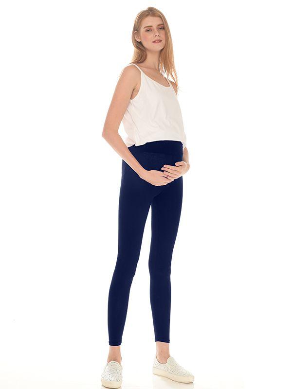 one gallery picture for Organic Maternity Cotton Leggings Celana Ibu Hamil