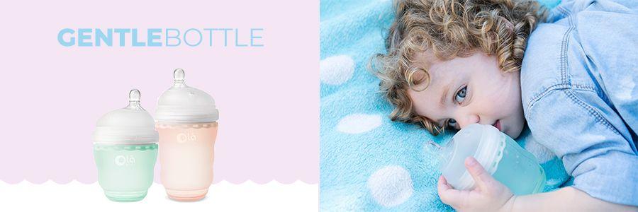 Beli Online Botol Susu Bayi Olababy Termurah di MOOIMOM