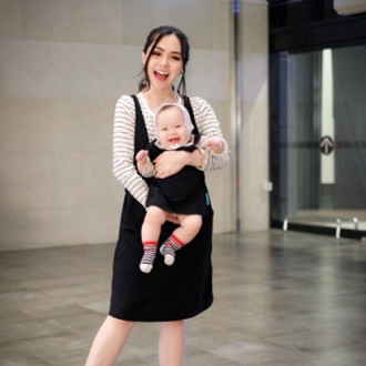 Fuss-free Matching Outfits with the Little One