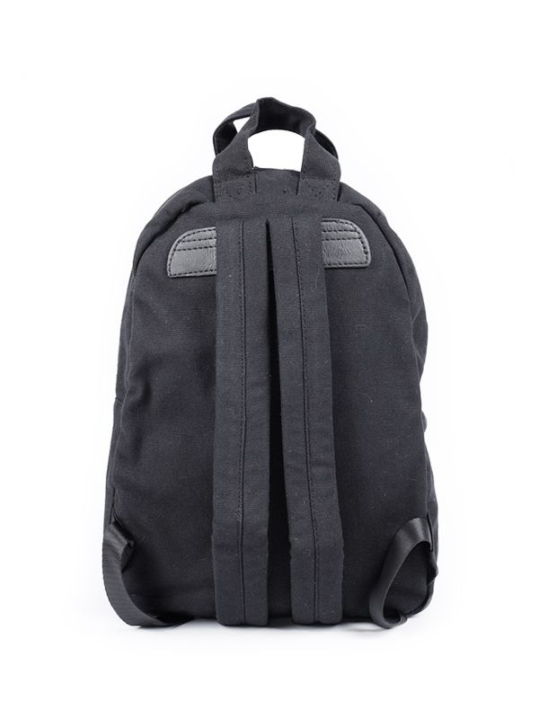 one gallery picture for 7 A.M. Mini Dino Cotton Backpack Tas Ransel Anak - Black