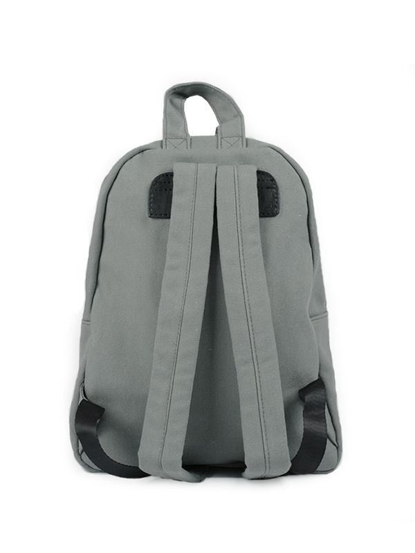 one gallery picture for 7 A.M. Mini Bows Cotton Backpack Tas Ransel Anak - Shadow