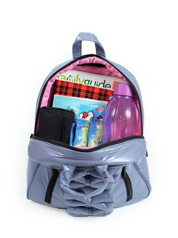 one gallery picture for 7 A.M. Midi Bows Backpack Tas Ransel Anak - Haze