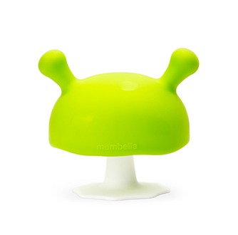 Mushroom Teether - Green