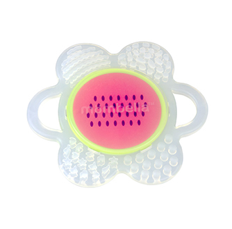 Flower Fruit Teether - Watermelon