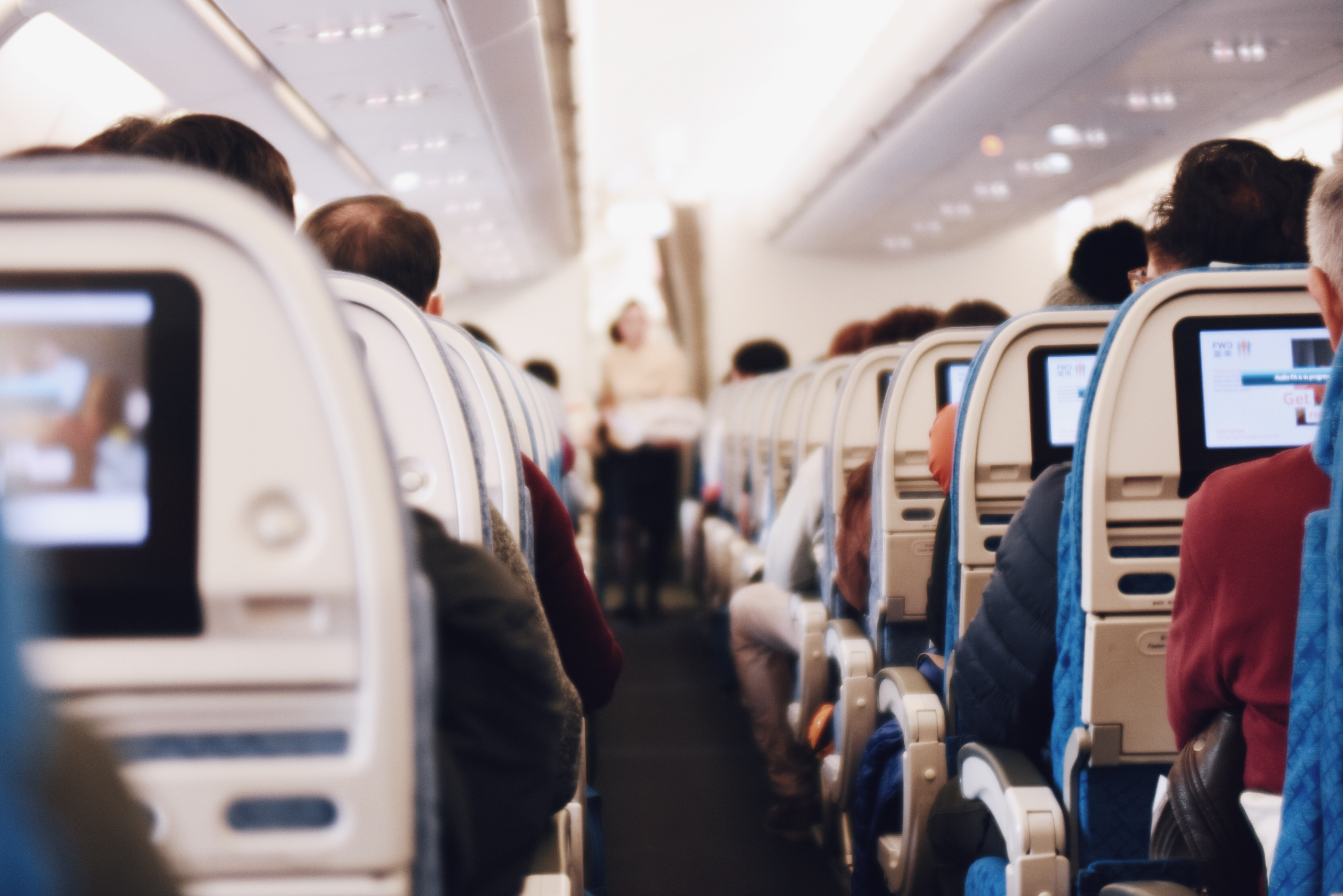 懷孕期間能不能搭機出遊?