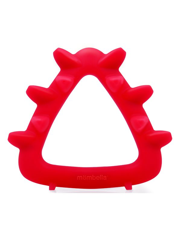 one gallery picture for Mombella Educational Geometry Animal Teethers (3pcs)
