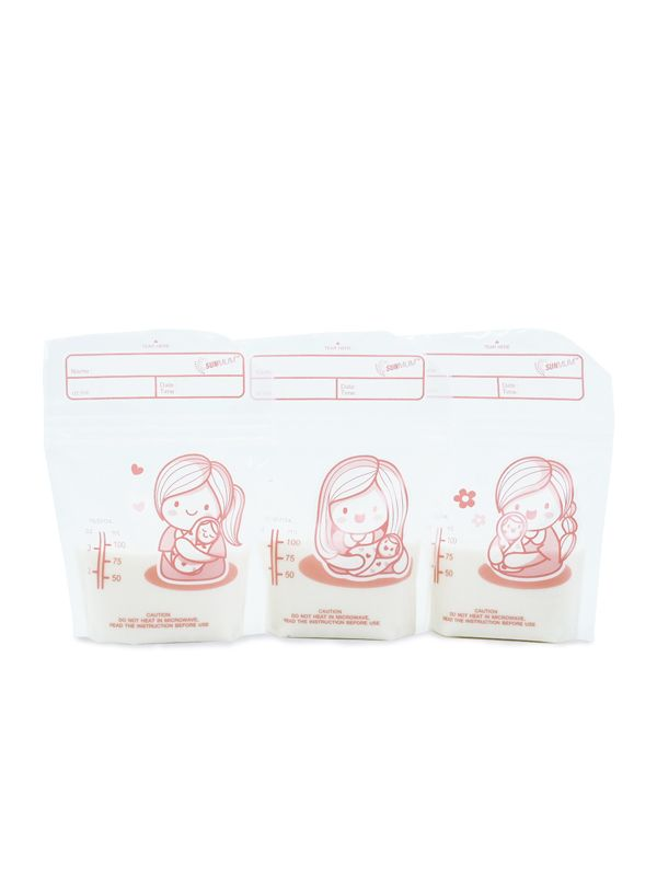 one gallery picture for Sunmum Breastmilk Storage Bags Kantong ASI