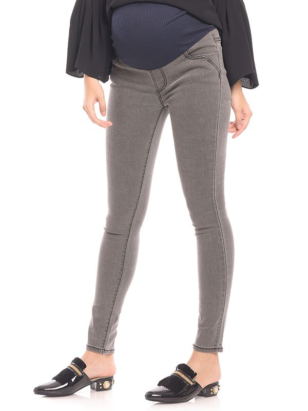 gallery picture of Skinny Maternity Soft Stretch Jeans Celana Jeans Hamil