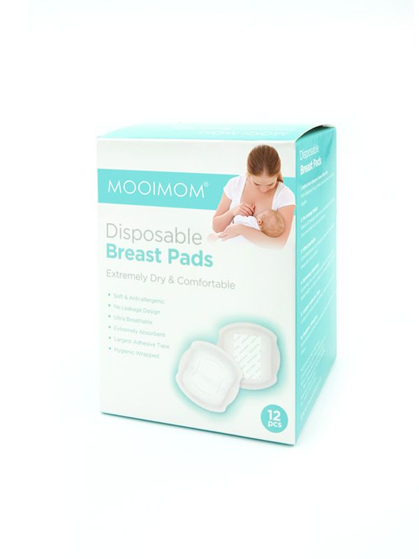 one gallery picture for Disposable Breast Pads (12pcs) Penyerap ASI
